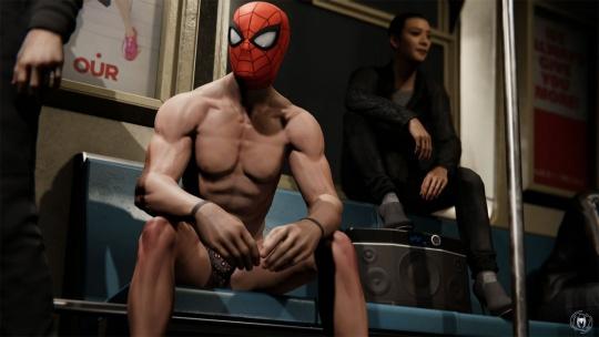 PS4『スパイダーマン』はハードコア ゲイだった!?
