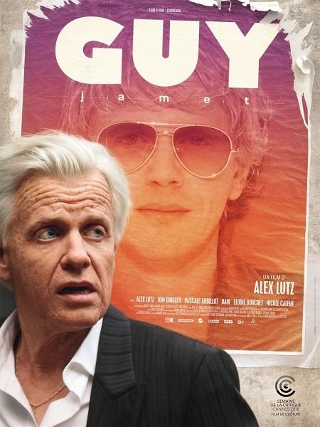 アレックス・リュッツ『Guy』