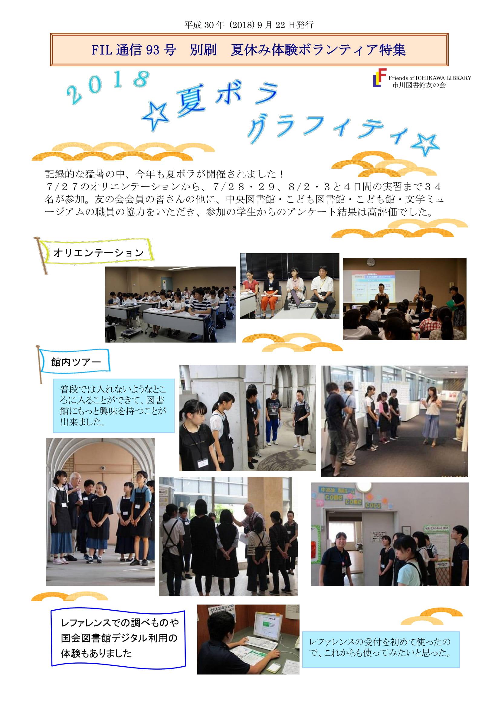 FIL通信 夏ボラ -1