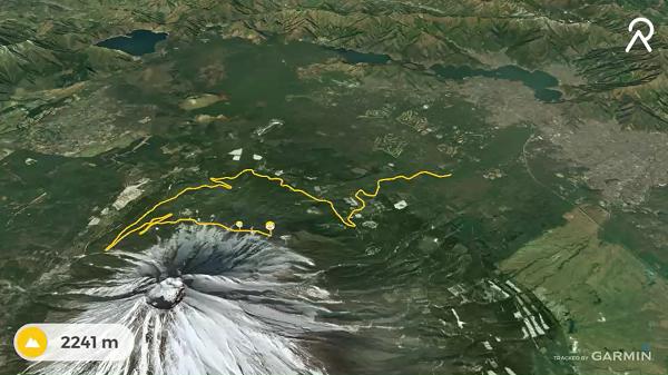 180818富士山Relive