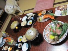 豪華夕食IMG_7974