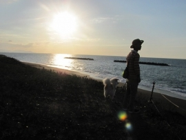 サンセットビーチIMG_7969