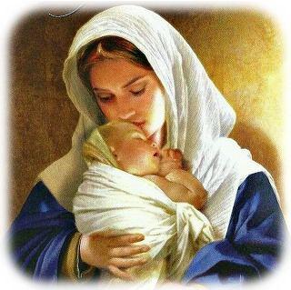 聖母マリアさまお誕生日