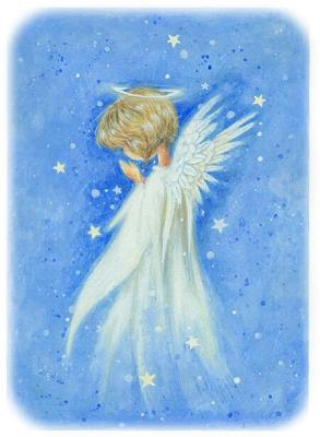 祈り天使ちゃん