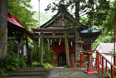 萬蔵稲荷神社