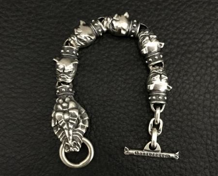 ガボール,ガボラトリー,シルバー,ブレスレット,Gaborataory,Gabor,Silver,Wallet Chain,Bracelet