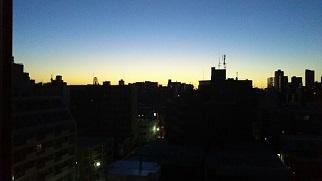朝焼け0902