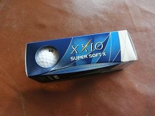 XXIO SUPER SOFT X 1