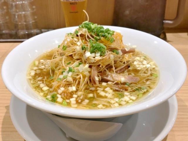 中華そば 龍の眼 Produced by 創作麺工房 鳴龍 (11)
