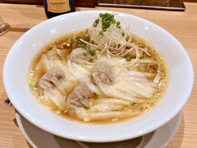 中華そば 龍の眼 Produced by 創作麺工房 鳴龍 (14)