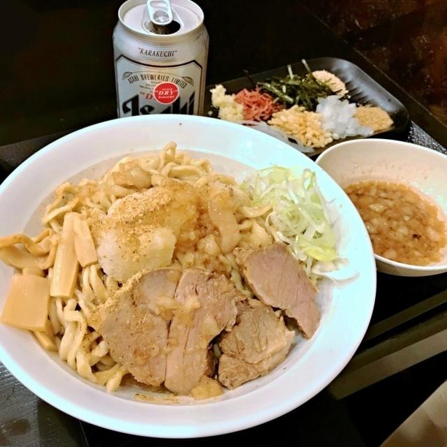 つけ麺 どでん (10)