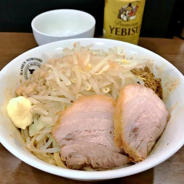 RAMEN NOROSHI 東大宮 (8)