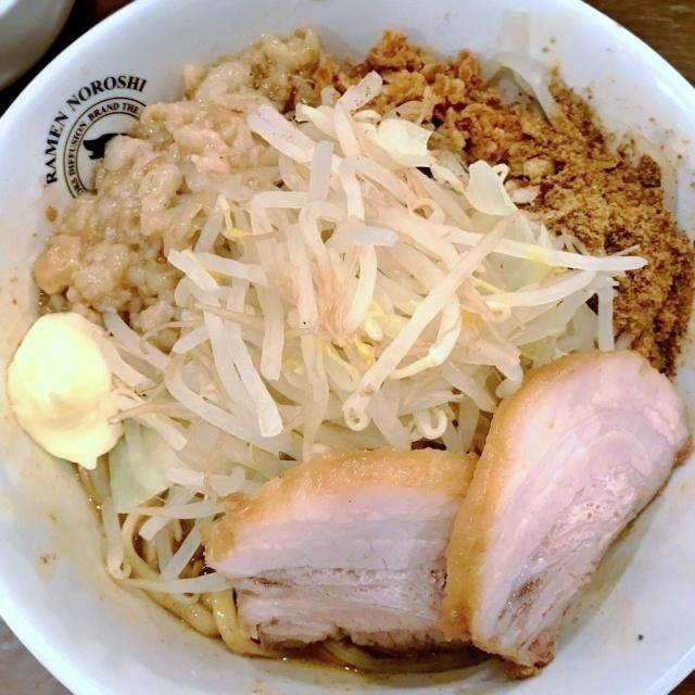 RAMEN NOROSHI 東大宮 (9)