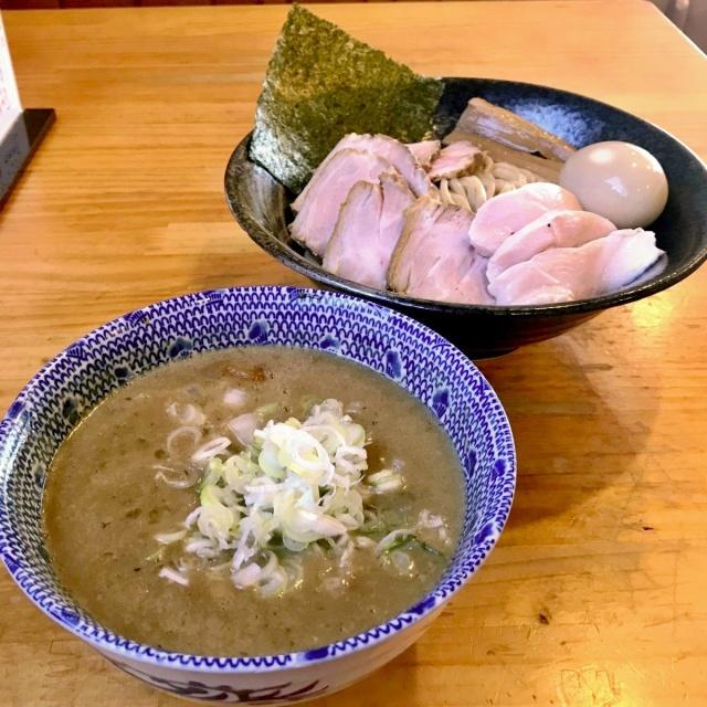 つけ麺 弥七 (4)
