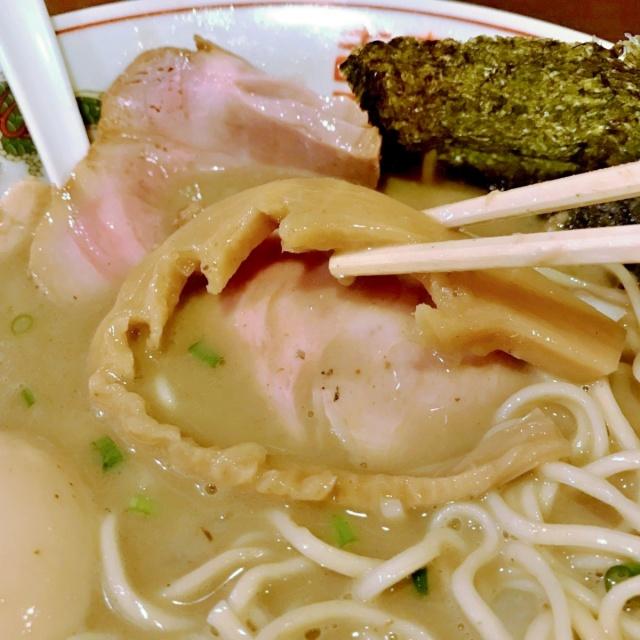 つけ麺 弥七 (28)