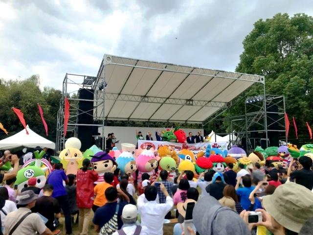 熊谷圏オーガニックフェス2018 (2)