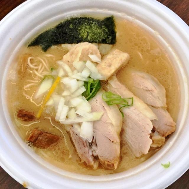つくばラーメンフェスタ2018 麺屋桜 (2)