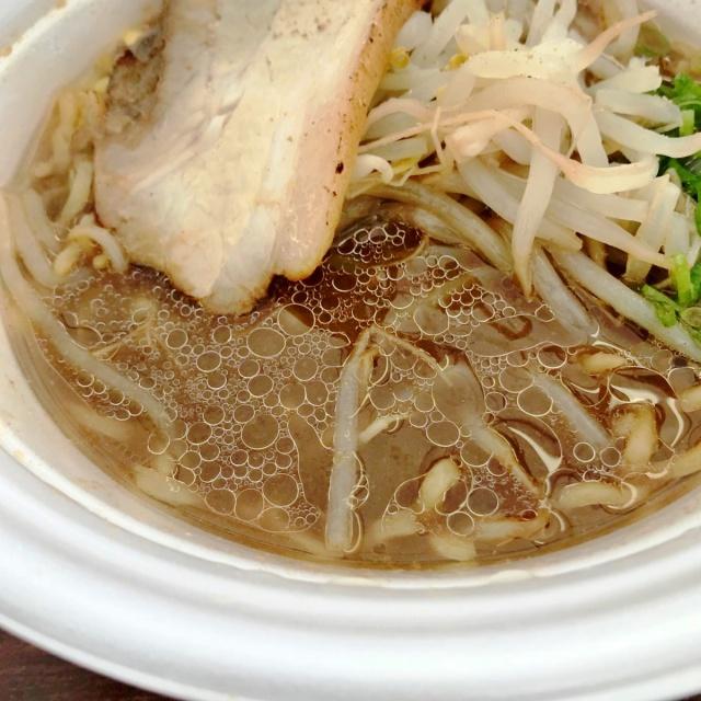 つくばラーメンフェスタ2018麺や虎徹 × 龍のひげ (3)