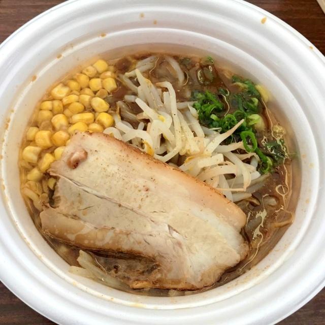 つくばラーメンフェスタ2018麺や虎徹 × 龍のひげ (2)
