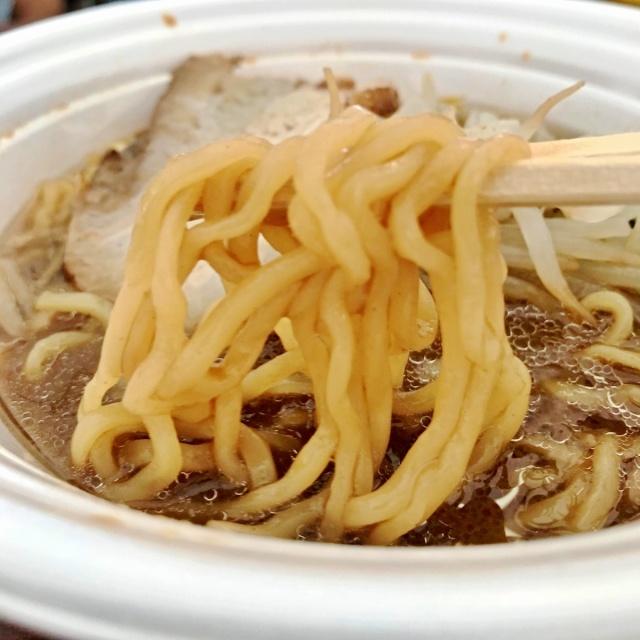 つくばラーメンフェスタ2018麺や虎徹 × 龍のひげ (4)