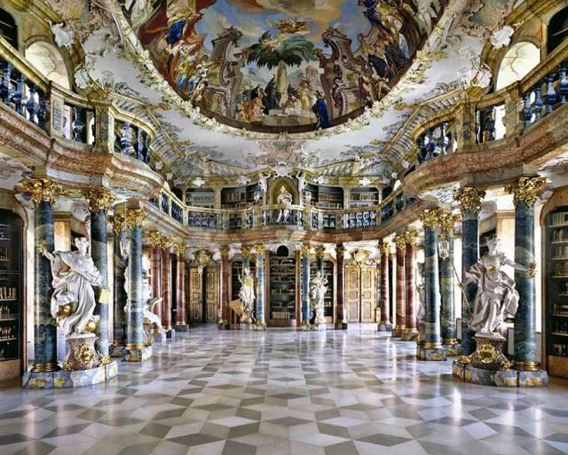 美し過ぎる世界の図書館の画像(9枚目)