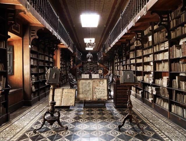 美し過ぎる世界の図書館の画像(10枚目)