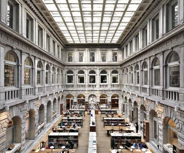 美し過ぎる世界の図書館の画像(11枚目)