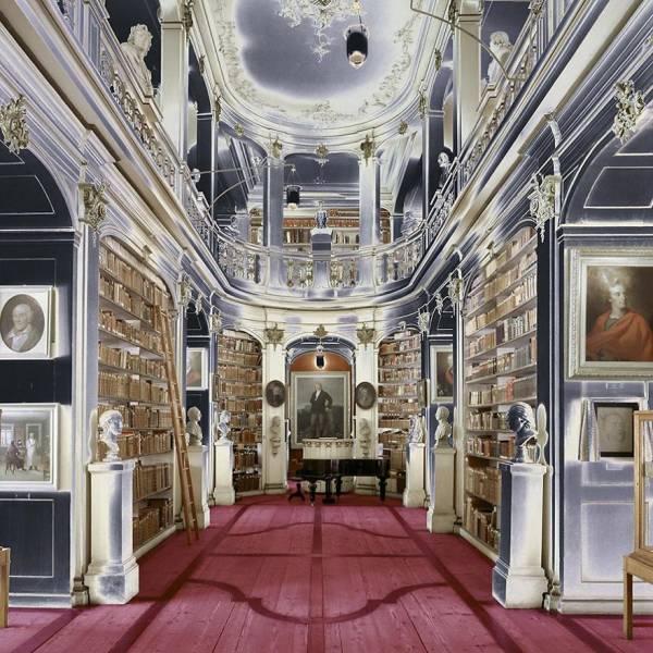 美し過ぎる世界の図書館の画像(13枚目)
