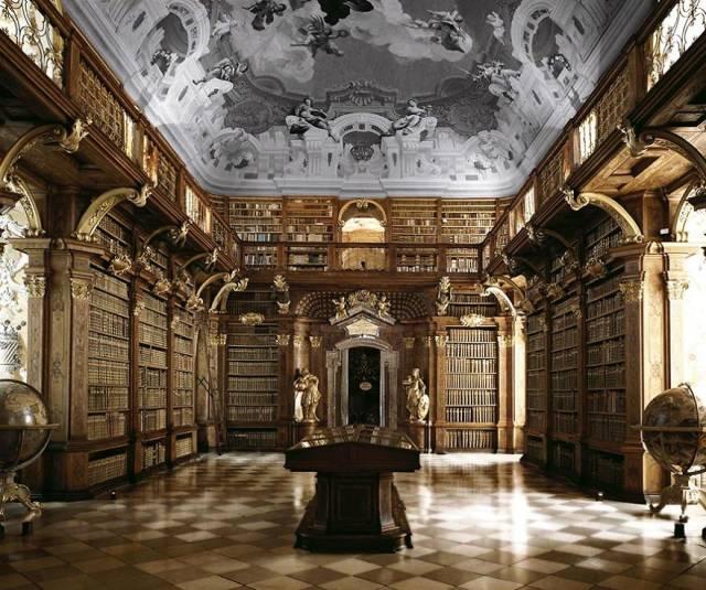 美し過ぎる世界の図書館の画像(18枚目)