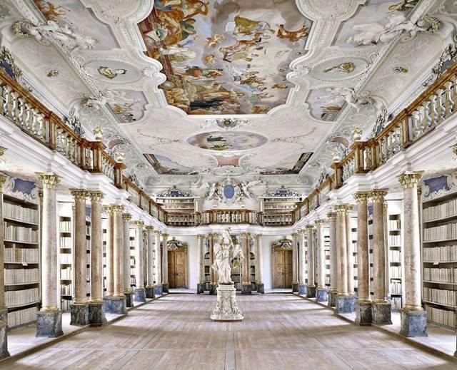 美し過ぎる世界の図書館の画像(21枚目)