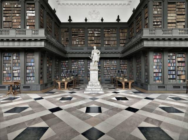 美し過ぎる世界の図書館の画像(27枚目)