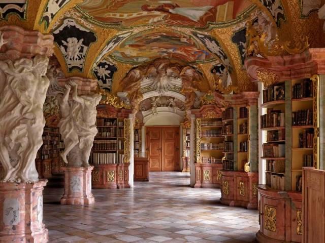 美し過ぎる世界の図書館の画像(4枚目)