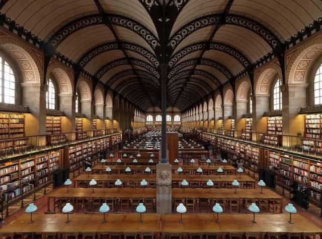 美し過ぎる世界の図書館の画像(6枚目)