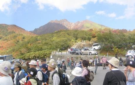 茶臼岳ゴンドラ乗り場3b