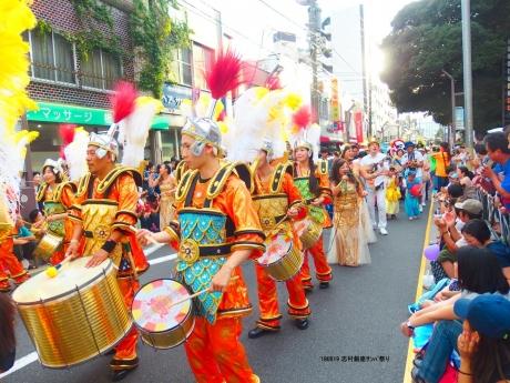 志村銀座サンバ祭り3
