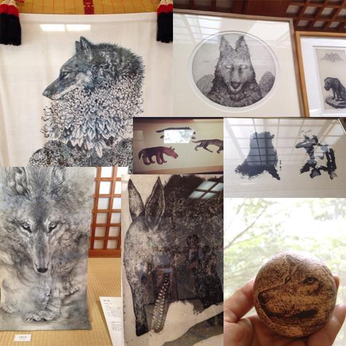 500x7名のオオカミ作品