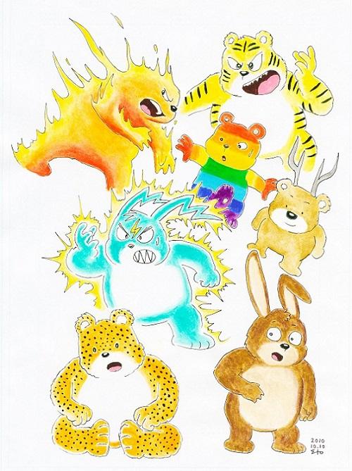 改造熊7態 2010-10-10.jpg