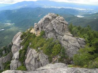 山頂から2-180825