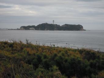 今日の江の島180923