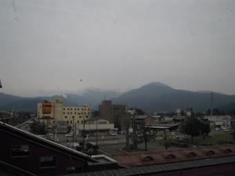 浦佐駅から越後駒ケ岳、八海山181004