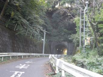 中井トンネル181010