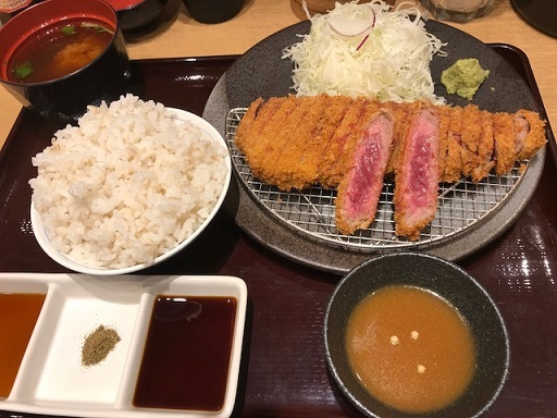 鎌倉勝牛牛カツ