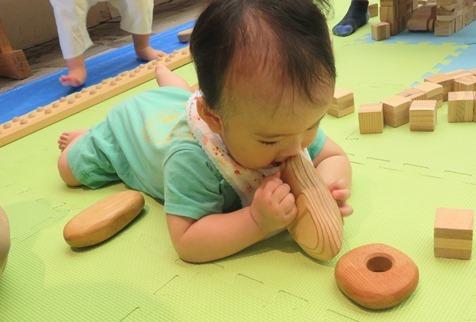 クラフトフェア3・赤ちゃん木育