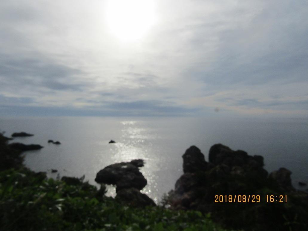 海岸沿い風景1
