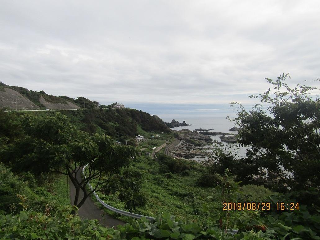 海岸沿い風景2