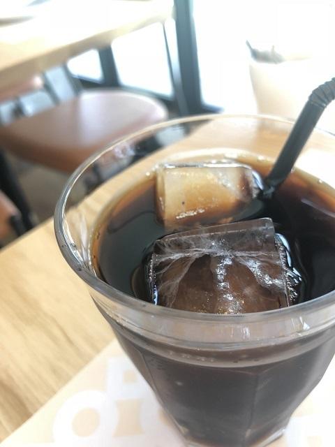 グラ レストラン アイスコーヒー