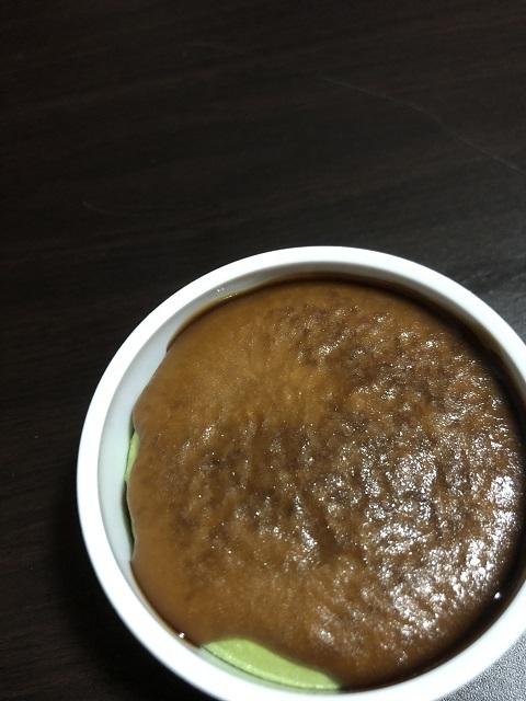 ハーゲンダッツ ジャポネ 抹茶あずき黒蜜2