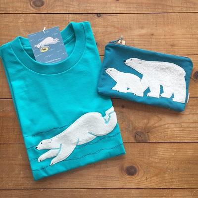 うみのいきものまこくまさんtシャツ2