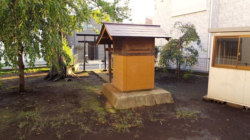 「山王塚(山王神社)」