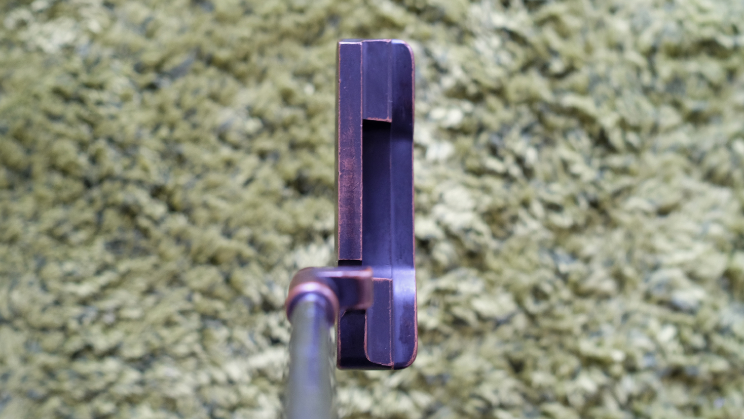 ヒロ・マツモト MZ-07 名器 パター